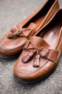 С чем носить лоферы: воплощение стильного удобства