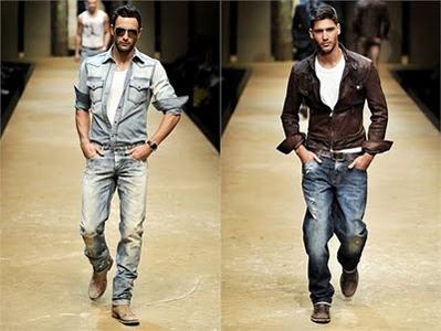 Мужские джинсовые шорты! 40 фото с модными тенденциями 2015