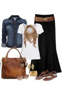 неформальный стиль в одежде