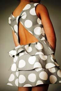 ropa de mujer, moda en calle, moda y estilo, zapatos de mujeres, vestido de lunares