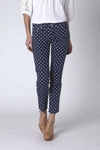 С чем носить укороченные брюки: освоение новой длины