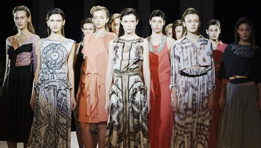 украинская мода Poustovit