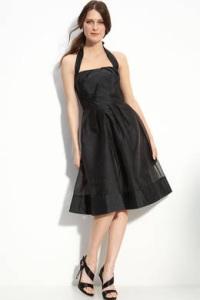 маленькое черное платье для всех типов фигуры
