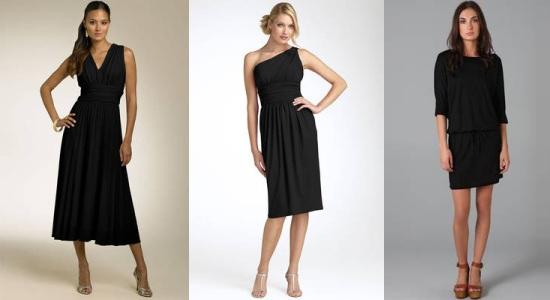 Широкие платья