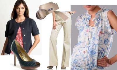 бизнес кэжуал для женщин