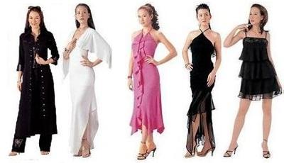 как выбрать платье для торжественного случая