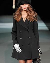 как правильно подобрать размер женского зимнего пальто