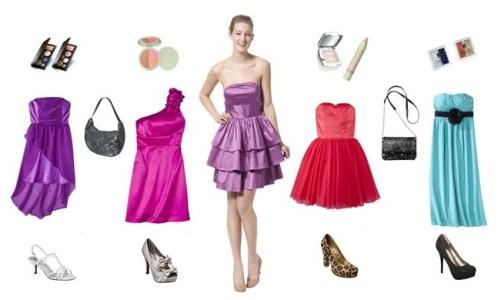 советы по сочетанию цветов в гардеробе