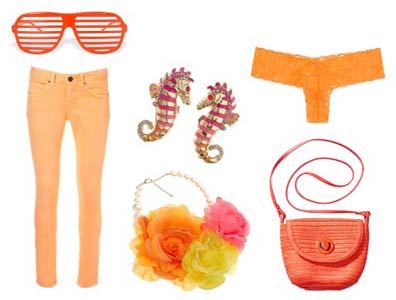 цвет одежды и настроение