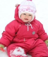 зимний комбинезон для детей