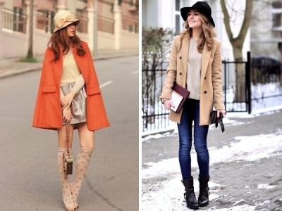 какую шапку подобрать к пальто