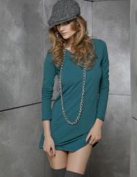 П'ять порад щодо вибору в'язаної сукні