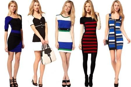 Як вибрати сукню до статури.