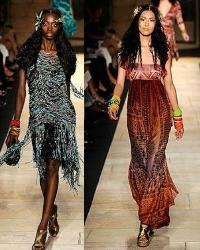 этно стиль одежда