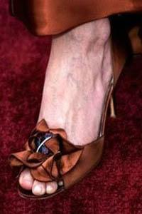 самые дорогие туфли Stuart Weitzman's Rita Hayworth heels