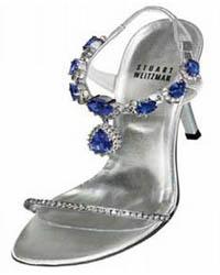 самые дорогие туфли Le Vian Stuart Weitzman