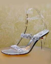 самые дорогие туфли The Cinderella Stuart Weitzman