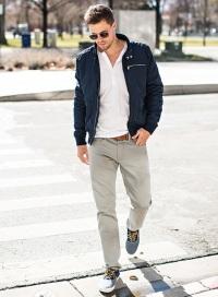 как подобрать стиль одежды парню