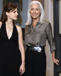 мода для женщин среднего возраста