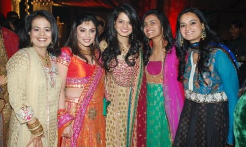 традиционная индийская одежда