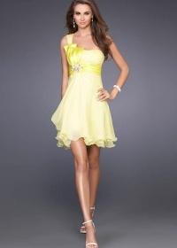 короткие коктейльные платья