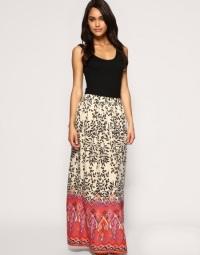 Как выбрать модную юбку-макси – модные советы для любого типа фигуры