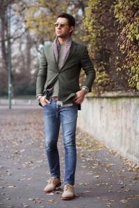 как подобрать стиль одежды молодому человеку
