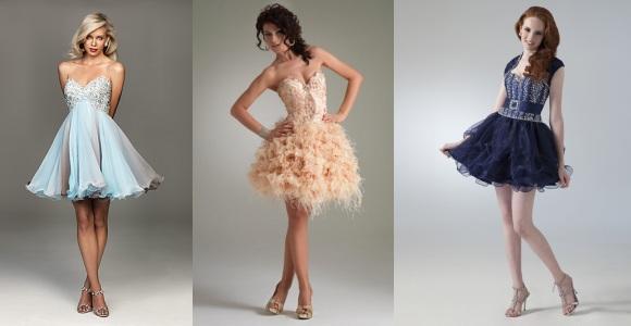 платья в стиле тиффани