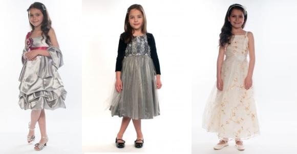 красивое платье на выпускной для девочки