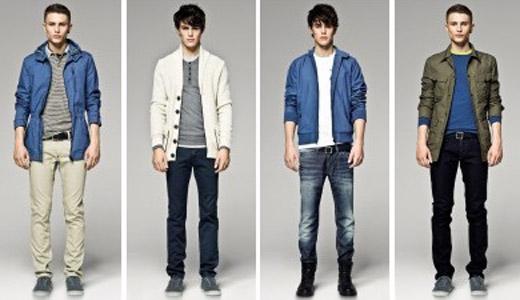 модные цвета для мужчин
