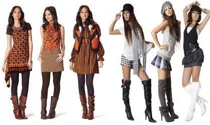 Молодежная одежда современные стили