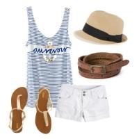 туристическая мода