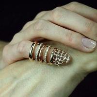 anillos, accesorios, joyería, dedo del anillo de cubierta