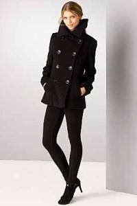 зимняя верхняя женская одежда фото