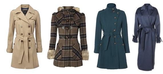 современные тенденции зимней верхней одежды популярные пальто