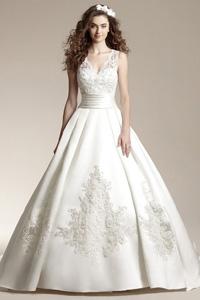 Свадебные женские наряды: тенденции свадебной моды 2013