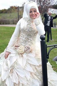 Турецкое свадебные платья
