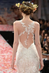 Главные тренды 2013   Свадебные платья 2014: великолепие пышности