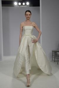 нетрадиционное свадебное платье Rosa Clara