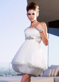 Креативные свадебные платья – нетрадиционные и оригинальные
