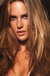 Золотистая карамель цвет волос