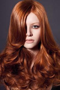 Цвет волос: рыжий - не забывайте об имидже