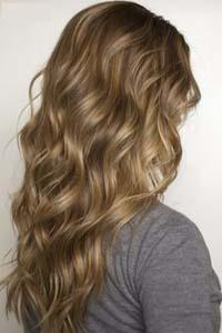 Arena color del cabello, coloracion del cabello, colorear el Cabello,
