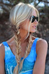 Как красиво собрать волосы: быстрая укладка на каждый день