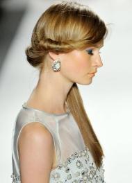 модные прически для длинных волос JENNY PACKHAM
