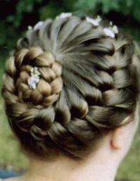 french braid Зачіски для довгого волосся: від хвиль до плетіння