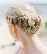 свадебные прически для длинных волос