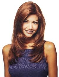 hair layers Зачіски для довгого волосся: від хвиль до плетіння