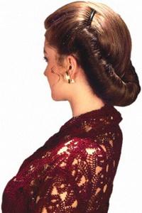 Красивые и стильные Длинный тонкий волос прически
