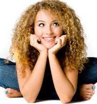 Химическая завивка волос - важен правильный уход